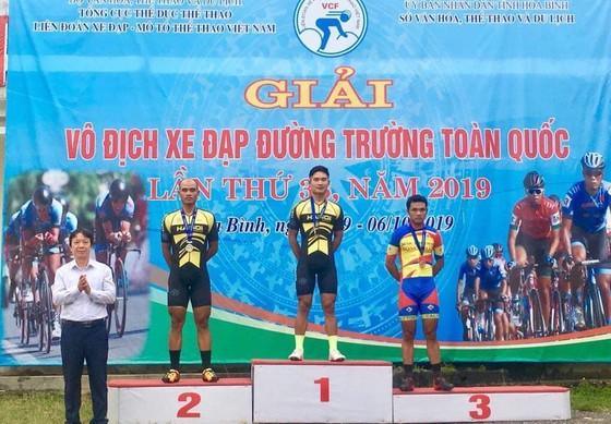 Giải xe đạp VĐQG 2019: Hattrick vàng cho Nguyễn Thị Thật ảnh 2