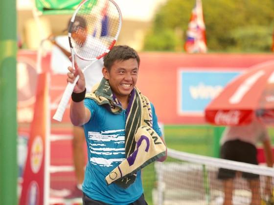 Giải quần vợt ITF World Tour: Lý Hoàng Nam có chiến thắng ngoạn mục trước tay vợt người Nga ảnh 2