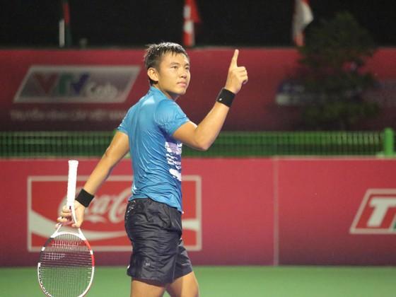 Lý Hoàng Nam xuất sắc đánh bại tay vợt Trung Quốc