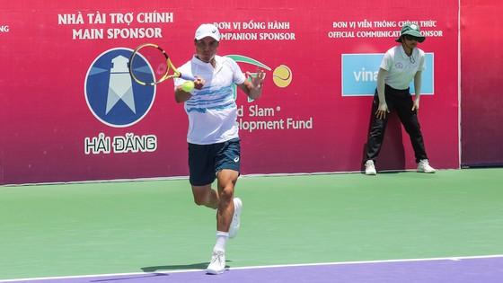 Lý Hoàng Nam đánh bại tay vợt Trung Quốc vào chung kết giải quần vợt ITF World Tour ảnh 2