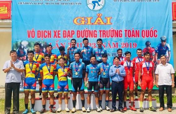 Giải xe đạp VĐQG: Quàng Văn Cường mang HCV thứ 4 về cho Hà Nội ảnh 2