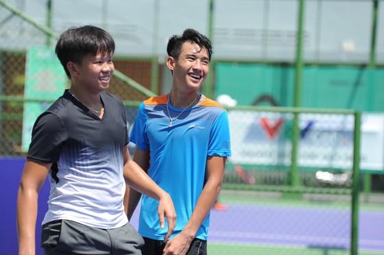 Lý Hoàng Nam thua lại tay vợt hạt giống số 1 tại giải quần vợt nhà nghề Tây Ninh ảnh 3