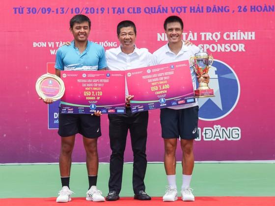 Tay vợt Việt Kiều Daniel Nguyễn vào bán kết giải quần vợt ITF World Tour Tây Ninh ảnh 1