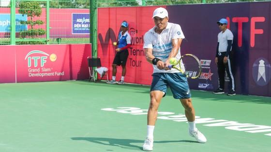 Lại thêm 1 chiến thắng ngoạn mục của Daniel Nguyễn tại giải quần vợt nhà nghề Tây Ninh ảnh 1