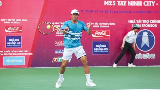Daniel Nguyễn lần thứ hai đăng quang giải quần vợt ITF World Tour Tây Ninh ảnh 1