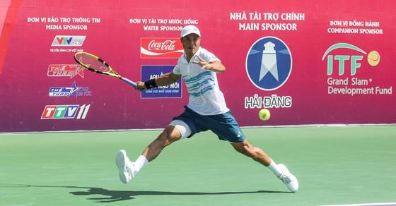 Daniel Nguyễn lần thứ hai đăng quang giải quần vợt ITF World Tour Tây Ninh ảnh 2