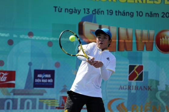 Tay vợt trẻ Nguyễn Quang Vinh đăng quang U14 châu Á