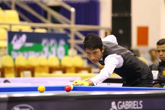 Cơ thủ Nguyễn Đức Anh Chiến thăng hoa ở giải Billiards 3 băng thế giới ảnh 2