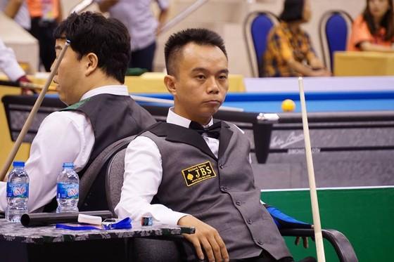 Cơ thủ Nguyễn Phương Linh bị loại đáng tiếc ở giải Bida 3 băng thế giới ảnh 1