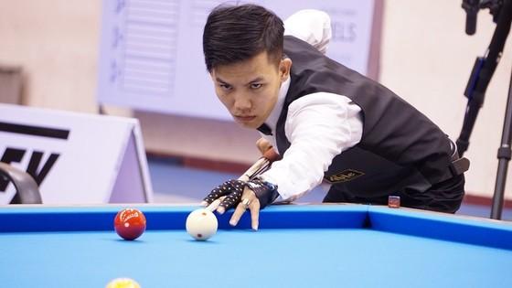 Cơ thủ nhiều tiềm năng Nguyễn Phương Linh