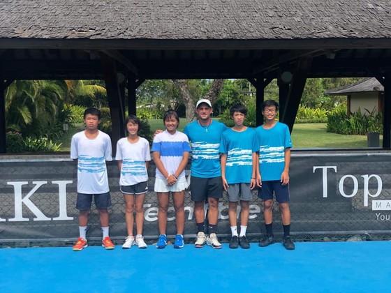 Nguyễn Hiếu Minh đoạt Á quân giải quần vợt Les Petit, giành vé sang Pháp dự Vòng chung kết ảnh 1