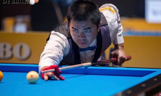 Nguyễn Quốc Nguyện vào vòng knock out giải bida 3 băng thế giới bằng chiến thắng 4 sao kỷ lục ảnh 1