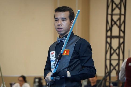 Ba cơ thủ Việt Nam đại thắng ở vòng Knock Out giải Bida vô địch thế giới ảnh 2