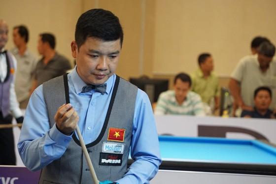 Ba cơ thủ Việt Nam đại thắng ở vòng Knock Out giải Bida vô địch thế giới ảnh 1