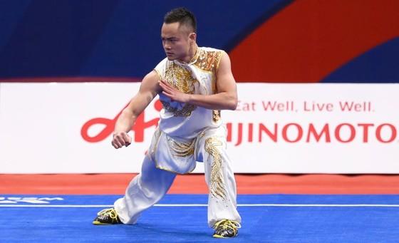 Việt Nam giành thêm 2 HCV ở môn Wushu và Cử tạ ảnh 1