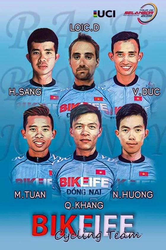 Bike Life Đồng Nai tham dự 2 Tour quốc tế UCI 2.2 nhằm nâng chất VĐV  ảnh 1