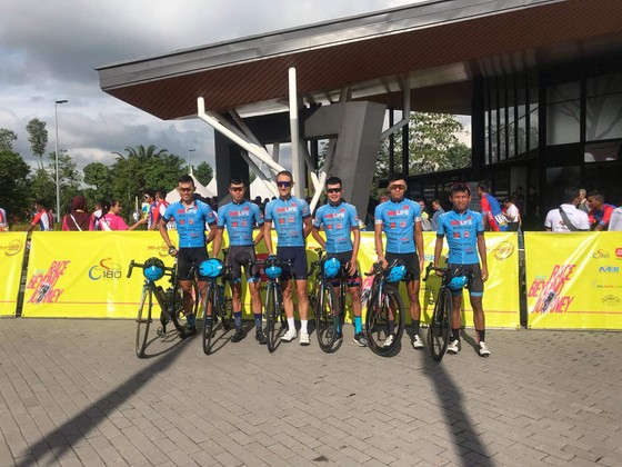 Loic giúp Bike Life Đồng Nai về nhì cá nhân lẫn đồng đội giải xe đạp Selangor Malaysia ảnh 1