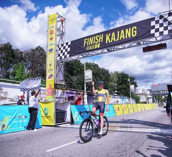 Bike Life Đồng Nai vẫn giữ ngôi Á quân Giải xe đạp quốc tế Selangor sau chặng 2 ảnh 2
