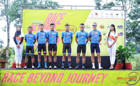 Bike Life Đồng Nai vẫn giữ ngôi Á quân Giải xe đạp quốc tế Selangor sau chặng 2 ảnh 1