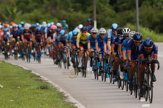 Tay đua Loic giữ vững vị trí thứ hai tại giải xe đạp quốc tế UCI 2.2 Salengor ảnh 2
