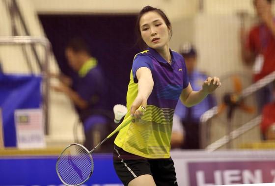 Tay vợt Vũ Thị Trang vô địch giải cầu lông Mỹ Challenge 2019  ảnh 1