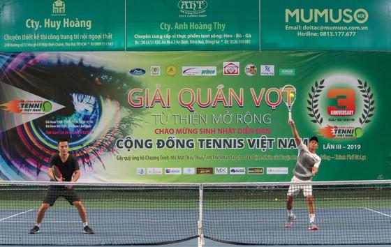 Diễn đàn Cộng đồng Tennis Việt Nam chung tay vì người nghèo ảnh 2