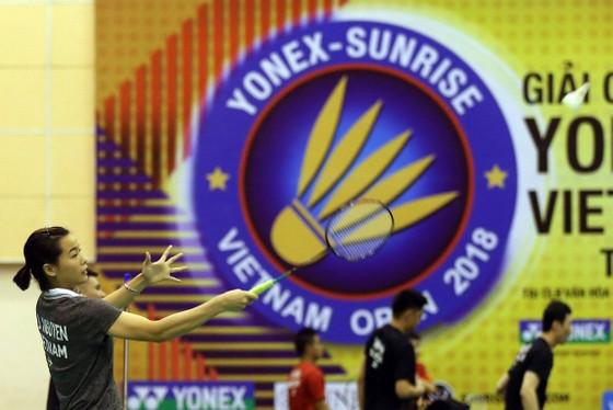 Nguyễn Tiến Minh thất thủ ở giải cầu lông Thái Lan Masters ảnh 1