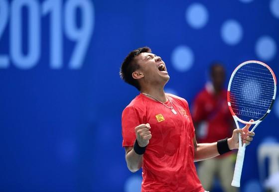 """Lý Hoàng Nam """"khai Xuân"""" mỹ mãn bằng chiến thắng ở giải quần vợt M25 Thái Lan ảnh 1"""