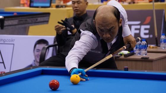 Nguyễn Trần Thanh Tự thẳng tiến vào vòng 4 giải Bi-a World Cup Antalya ảnh 1