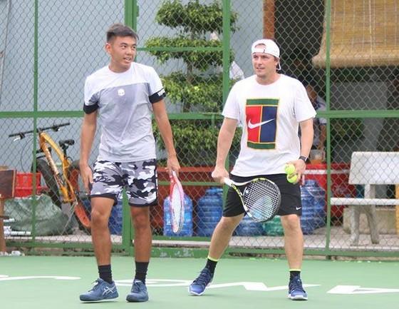 Lý Hoàng Nam đặt mục tiêu vô địch giải quần vợt M15 Sharm El Sheikh ảnh 1