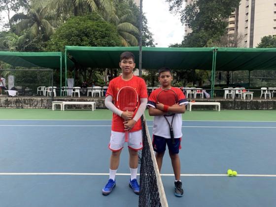 Việt Nam khởi đầu thuận lợi tại Vòng sơ loại Giải quần vợt đồng đội trẻ thế giới ảnh 1