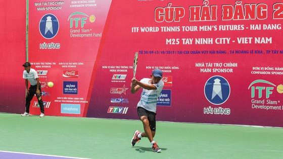 Lý Hoàng Nam lội ngược dòng lấy điểm ATP tại giải quần vợt M15 Sham El Sheikh ảnh 1