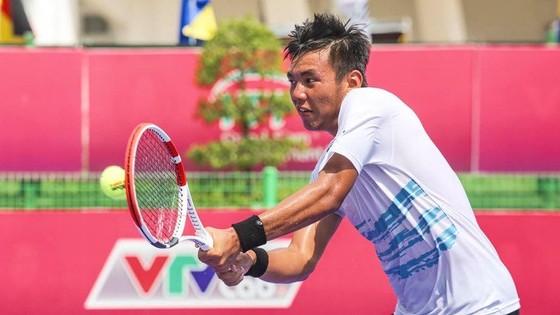 Tay vợt Lý Hoàng Nam lọt vào bán kết.
