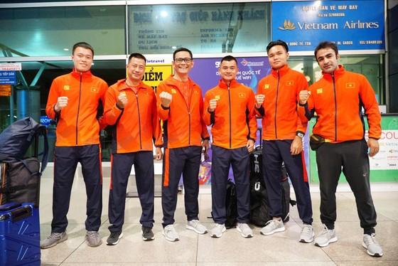 Lý Hoàng Nam cùng đội tuyển Việt Nam quyết thắng ở giải quần vợt đồng đội nam thế giới ảnh 1