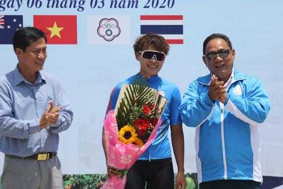 Biwase Bình Dương chưa mạo hiểm đánh lại Áo vàng giải xe đạp nữ quốc tế Bình Dương ảnh 1