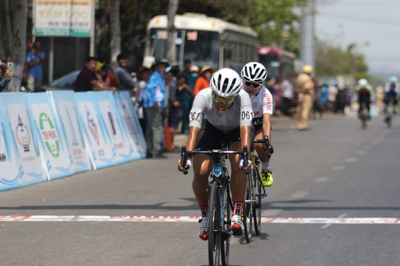 Biwase Bình Dương chưa mạo hiểm đánh lại Áo vàng giải xe đạp nữ quốc tế Bình Dương ảnh 2