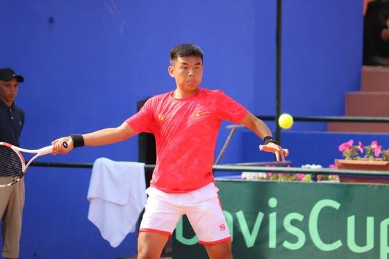Tay vợt Lý Hoàng Nam chuẩn bị chống dịch Covid-19 theo quy định của ITF ảnh 1