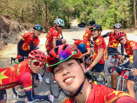 Xe đạp Việt Nam rục rịch chuẩn bị cuộc đua Cúp Truyền hình ảnh 1