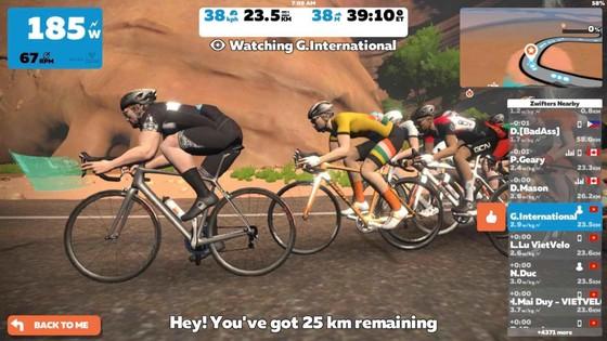 Đua xe đạp Online với nhiều hấp dẫn.