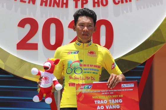 Võ Thanh An vượt nắng nóng 37 độ C để xé áo vàng Cúp xe đạp Truyền hình TPHCM ảnh 2