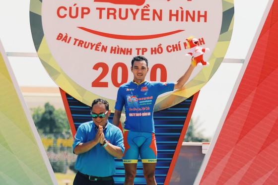 Các đội mạnh tạm đình chiến trong chặng 8 Cúp xe đạp Truyền hình TPHCM ảnh 3