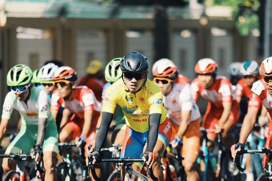 Ngô Văn Phương giúp Hà Nội 7 năm mới thắng chặng Cúp xe đạp Truyền hình TPHCM ảnh 2