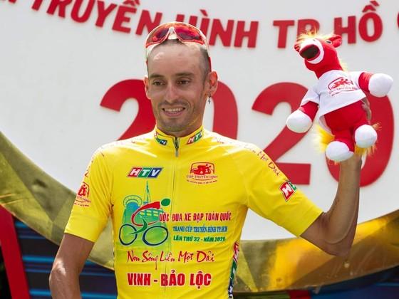 TPHCM tự tin đưa Lê Nguyệt Minh thắng chặng 17 Cúp xe đạp Truyền hình TPHCM ảnh 3
