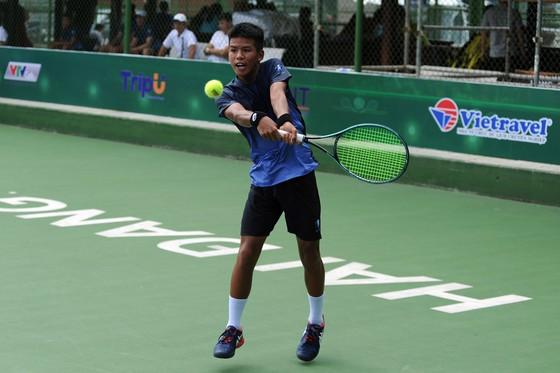 Lý Hoàng Nam khởi đầu chóng vánh tại giải quần vợt VTF Masters Hải Đăng Cúp ảnh 1