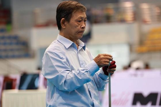 """Cơ thủ 61 tuổi Thanh Bình """"gây sốc"""" giành á quân giải Billiards & Snooker vô địch quốc gia ảnh 1"""