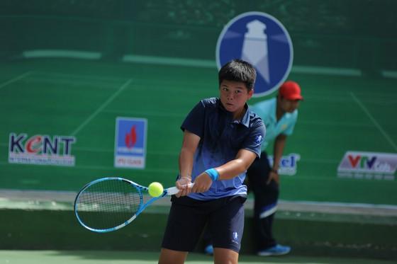 """""""Huynh đệ"""" Hoàng Nam – Văn Phương sớm tương tàn ở gỉải quần vợt quốc gia ảnh 2"""