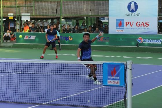 """""""Huynh đệ"""" Hoàng Nam – Văn Phương sớm tương tàn ở gỉải quần vợt quốc gia ảnh 3"""