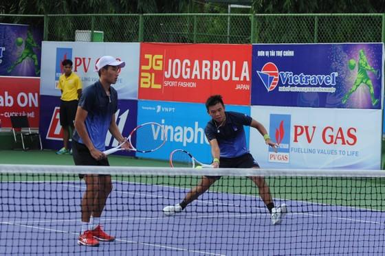 Hoàng Nam/Văn Phương vô địch đôi nam giải quần vợt VTF Masters Hải Đăng ảnh 1