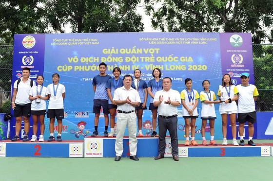 Hải Đăng Tây Ninh lần đầu tiên thống trị giải quần vợt trẻ quốc gia ảnh 2
