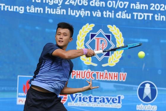 Hải Đăng Tây Ninh lần đầu tiên thống trị giải quần vợt trẻ quốc gia ảnh 1